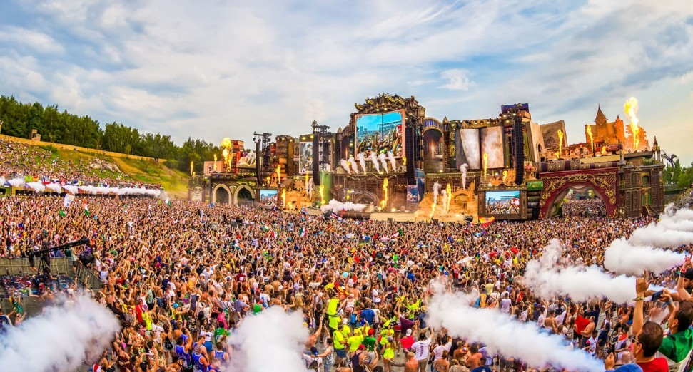"""Tomorrowland """"hopeful"""" about 2021 festival as Belgium announces COVID-19 restrictions easing"""