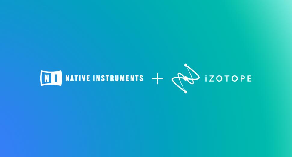 izotope native instruments