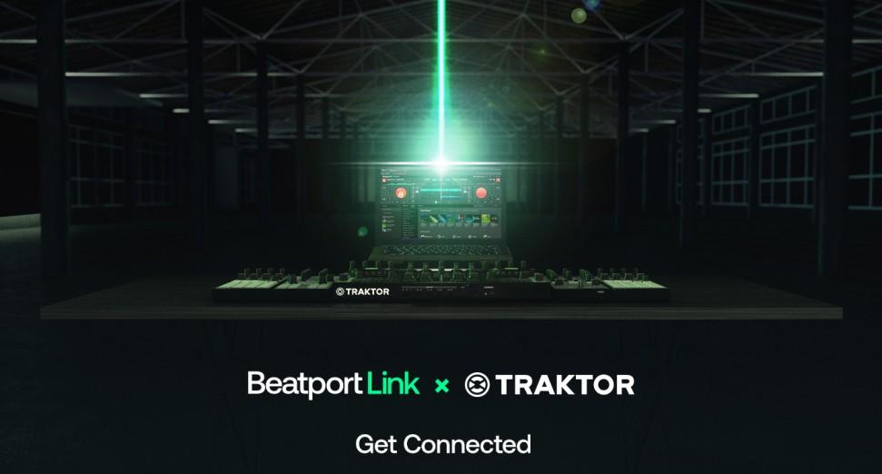 Traktor Beatport LINK
