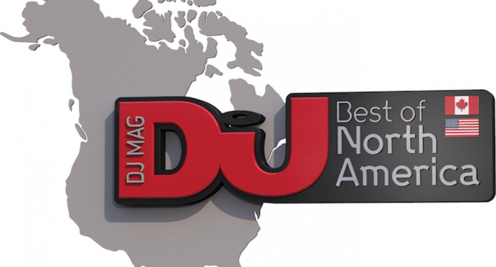 DJ Mag Best of North America Awards 2018