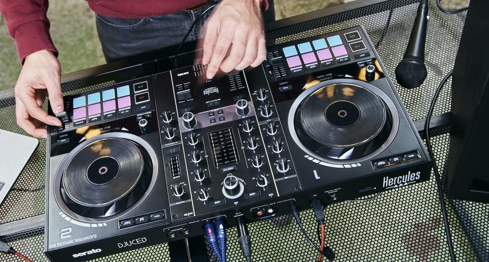 Hercules DJ Inpulse500