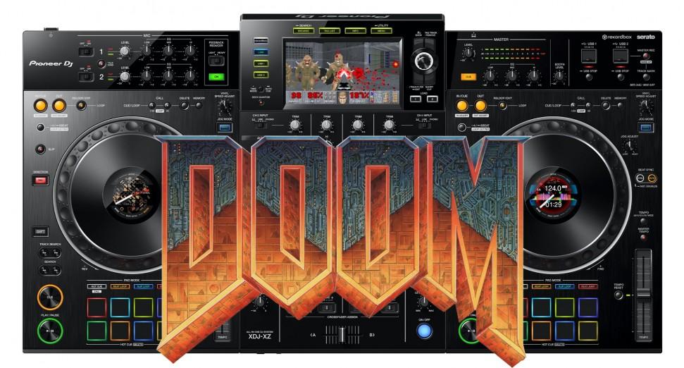 pioneer dj Doom