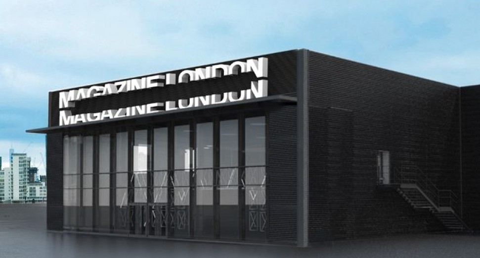New venue for 2019 called Magazine London