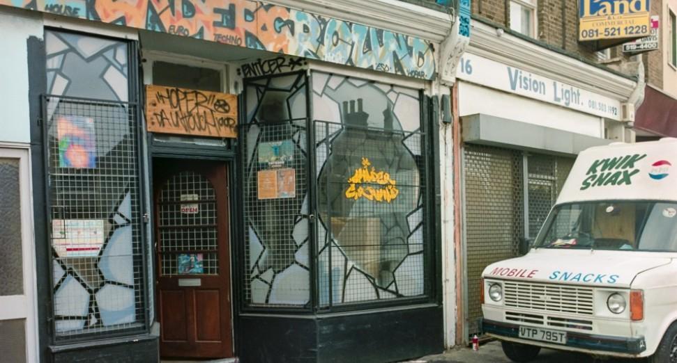 Legendary London record store De Underground gets heritage plaque