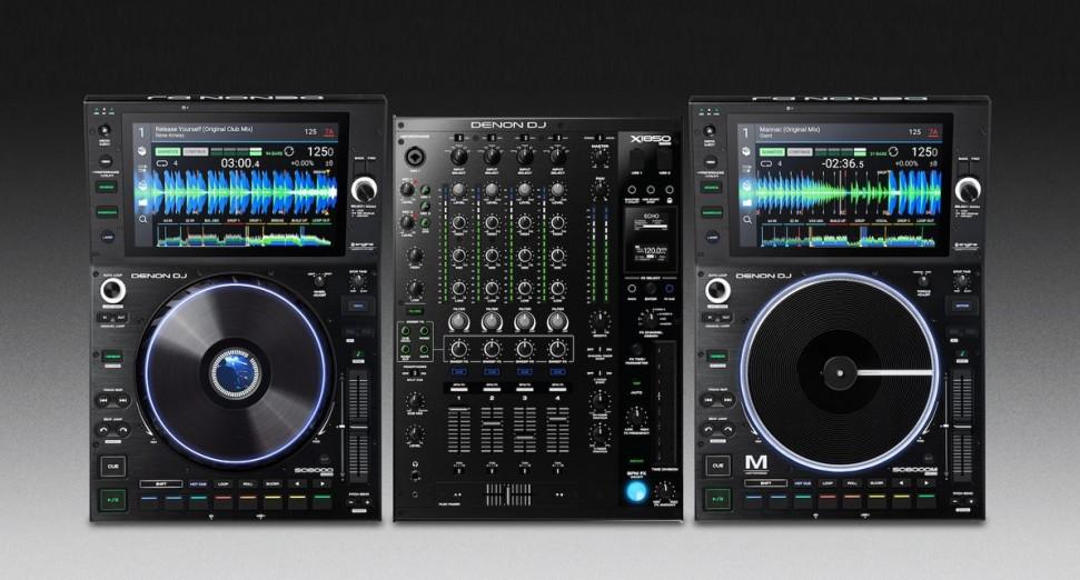 Denon DJ Prime-Series Serato