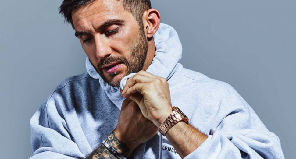 Hot Since 82 party DJ Mag presents