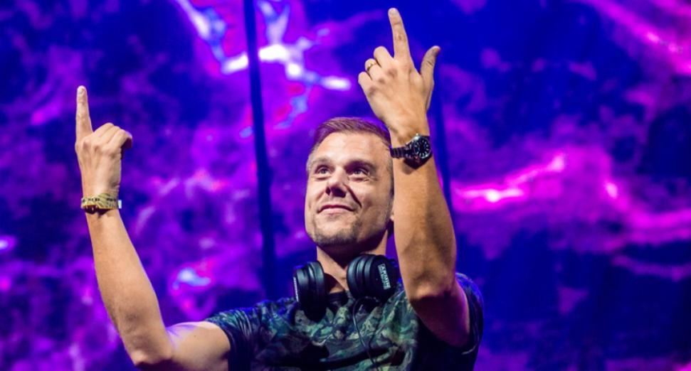 Armin van Buuren reveals new trance anthem