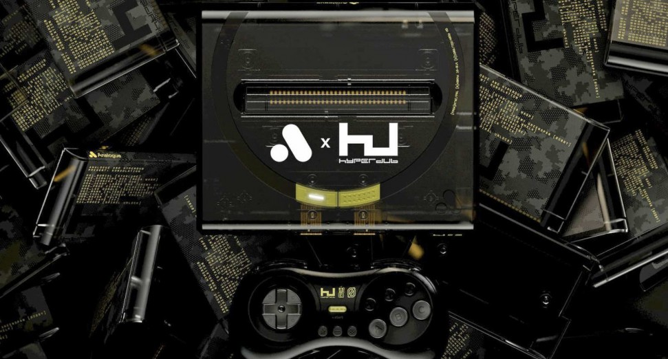 Hyperdub launch special edition Sega megadrive with compilation on game cartridge