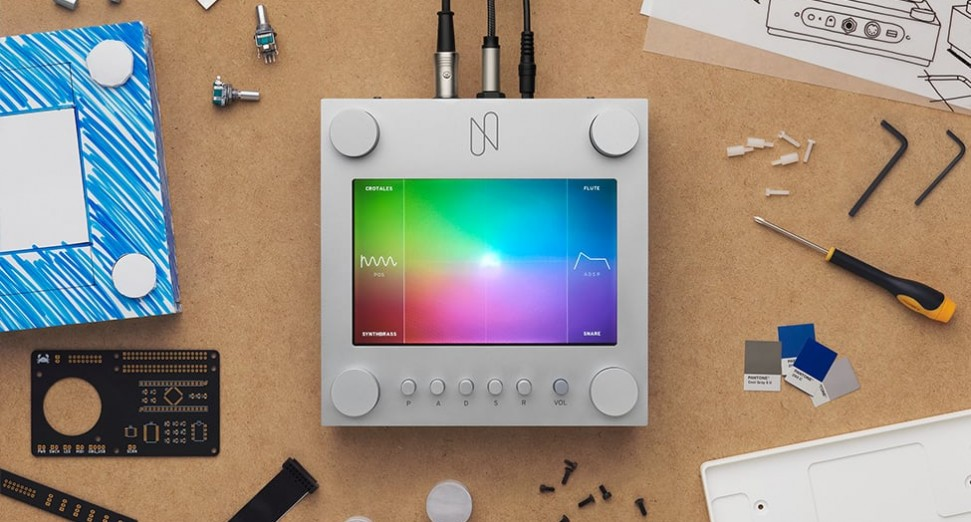 Google Launch a new hardware synth NSynth Super