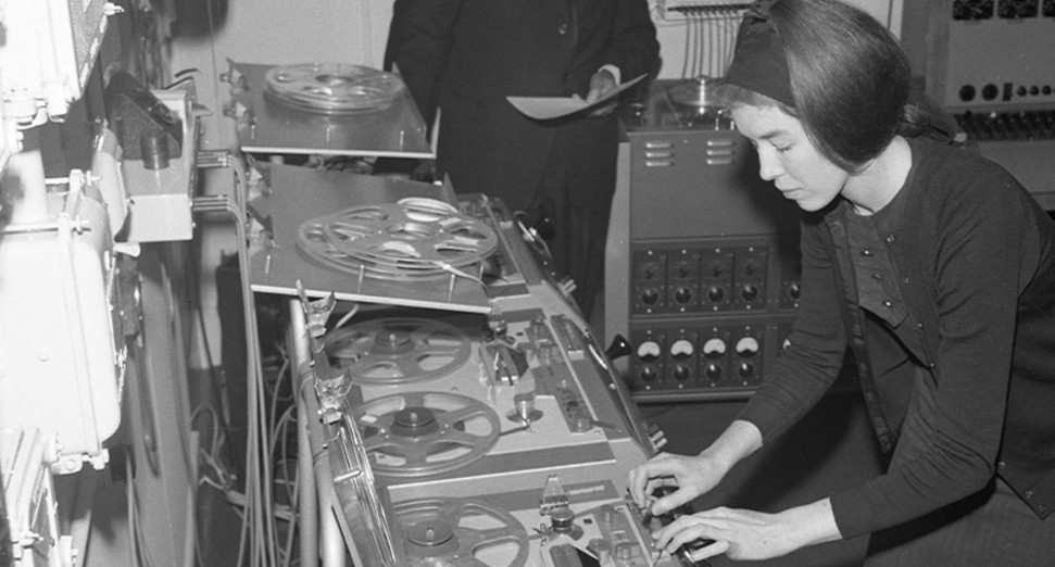 Watch a new documentary drama about electronic  music pioneer Delia Derbyshire