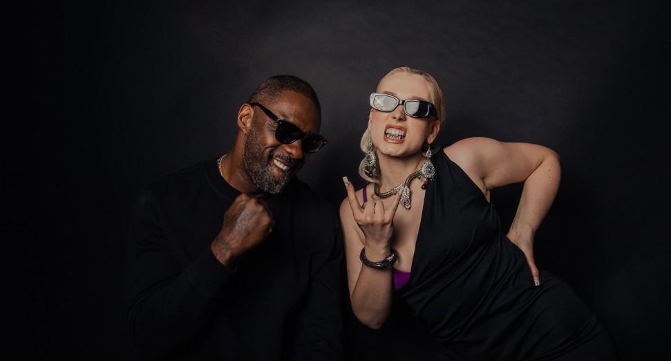 Idris Elba has released a new house track, 'Fudge'